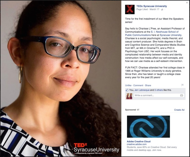 TEDxSUCharisse