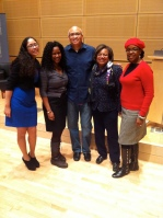 13th Annual Conversation on Race and Entertainment Media w/Larry Wilmore Spring 2014